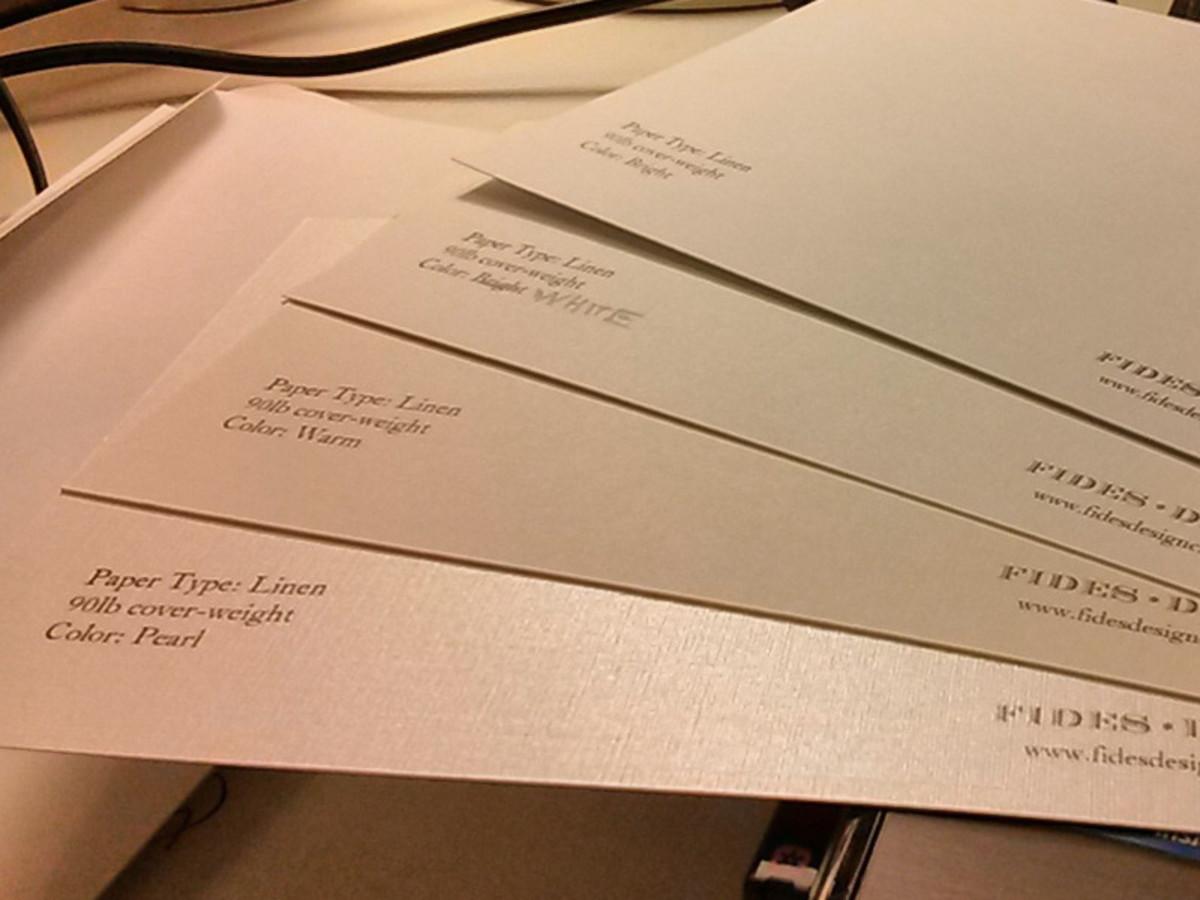 Linen paper 04