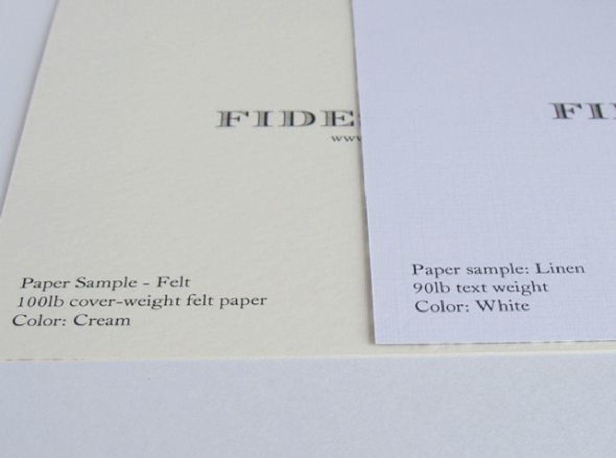 Zazzle paper invitation quality | HubPages