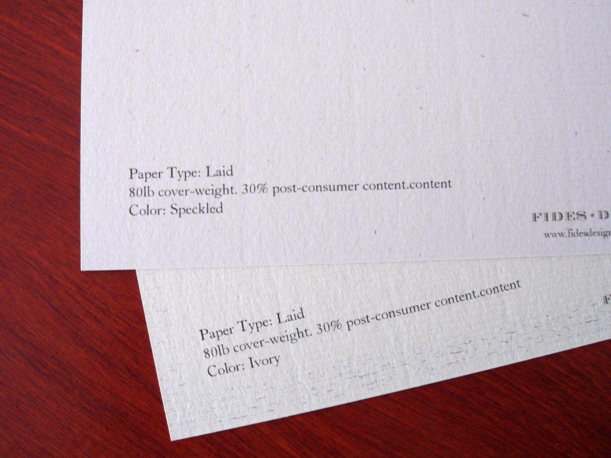 Laid paper 03