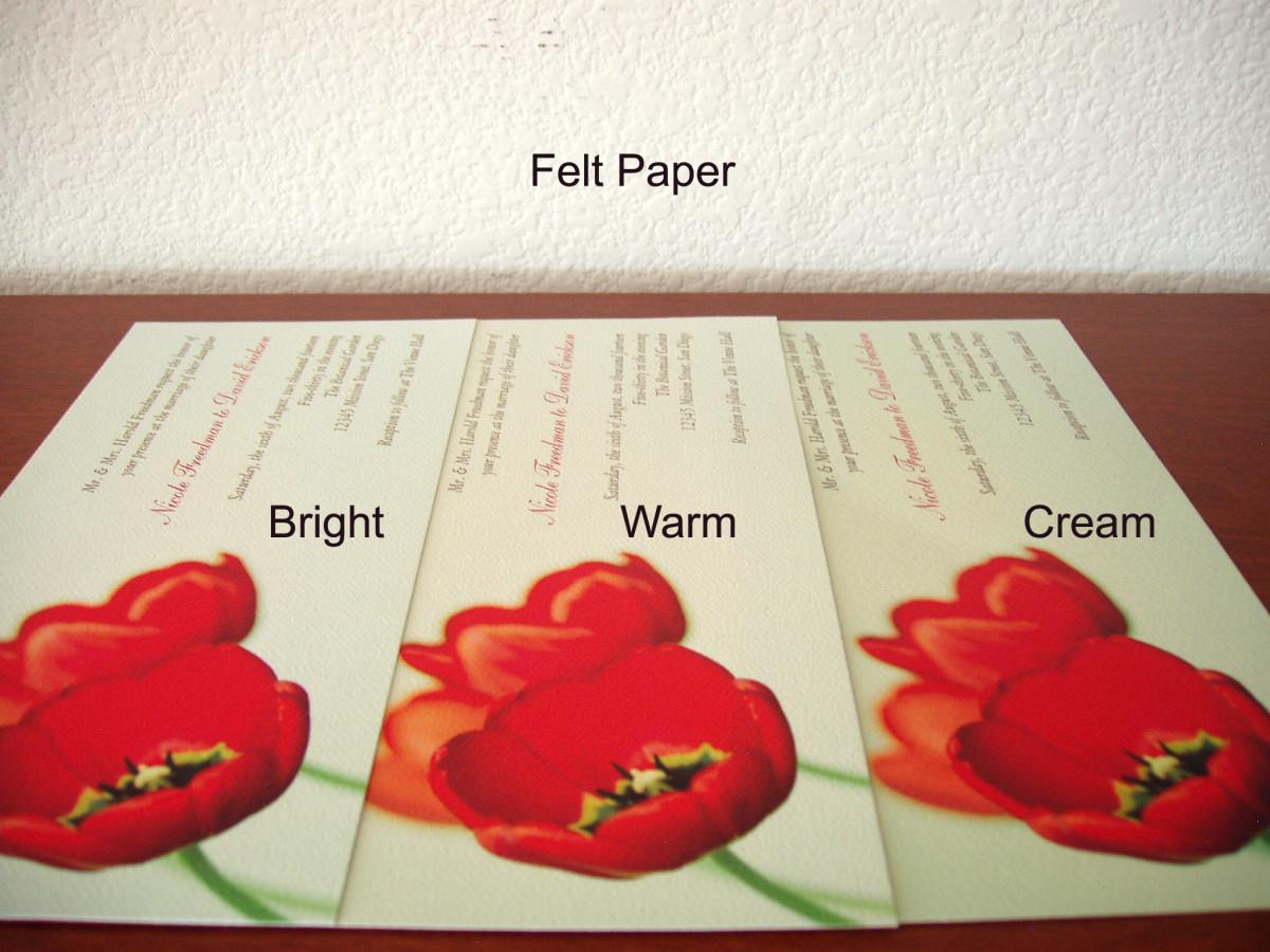 Felt paper 01