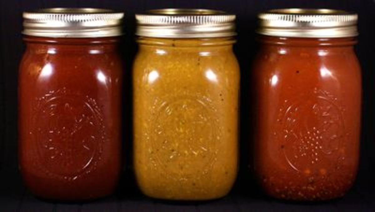 What is your favorite barbecue sauce. Here we are going to explore some of the southern USA's  best barbecue sauces.