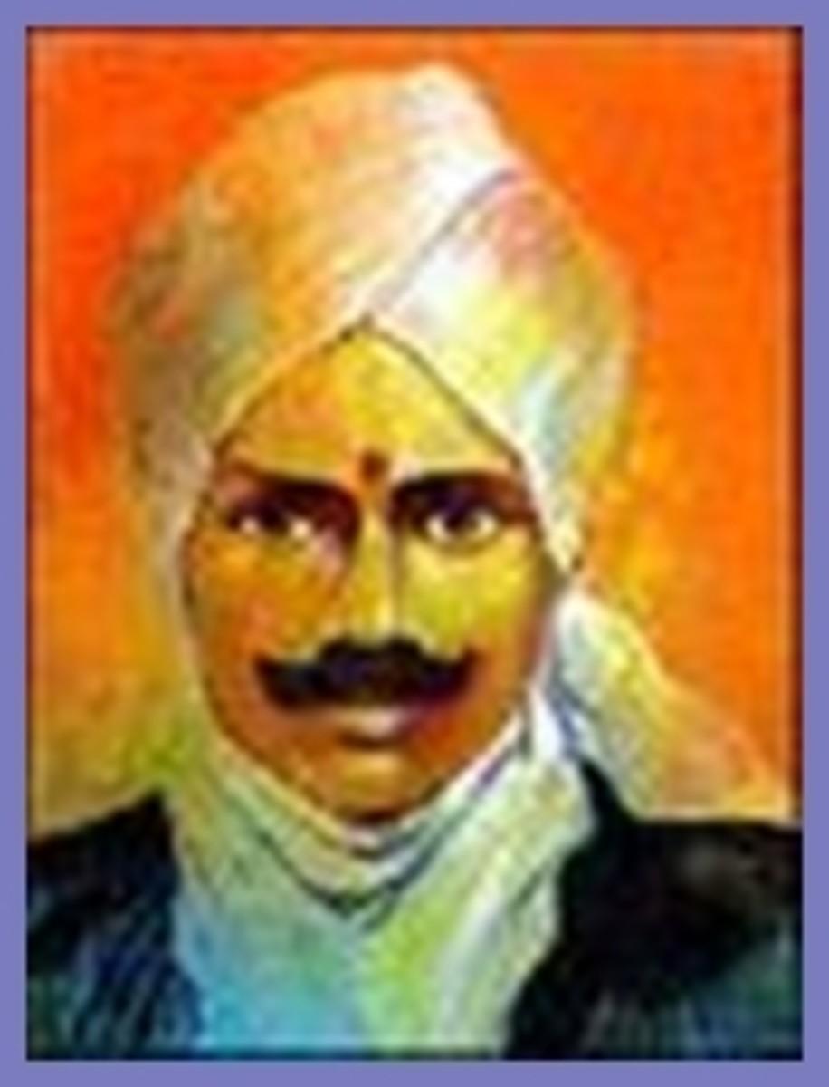 Subramaniya Bharathi