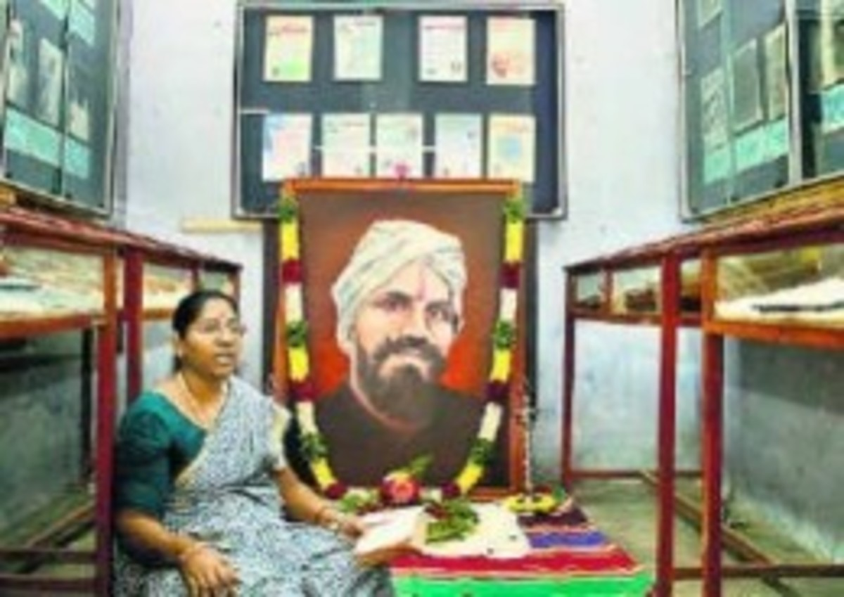 Musical Tribute to Bharathi