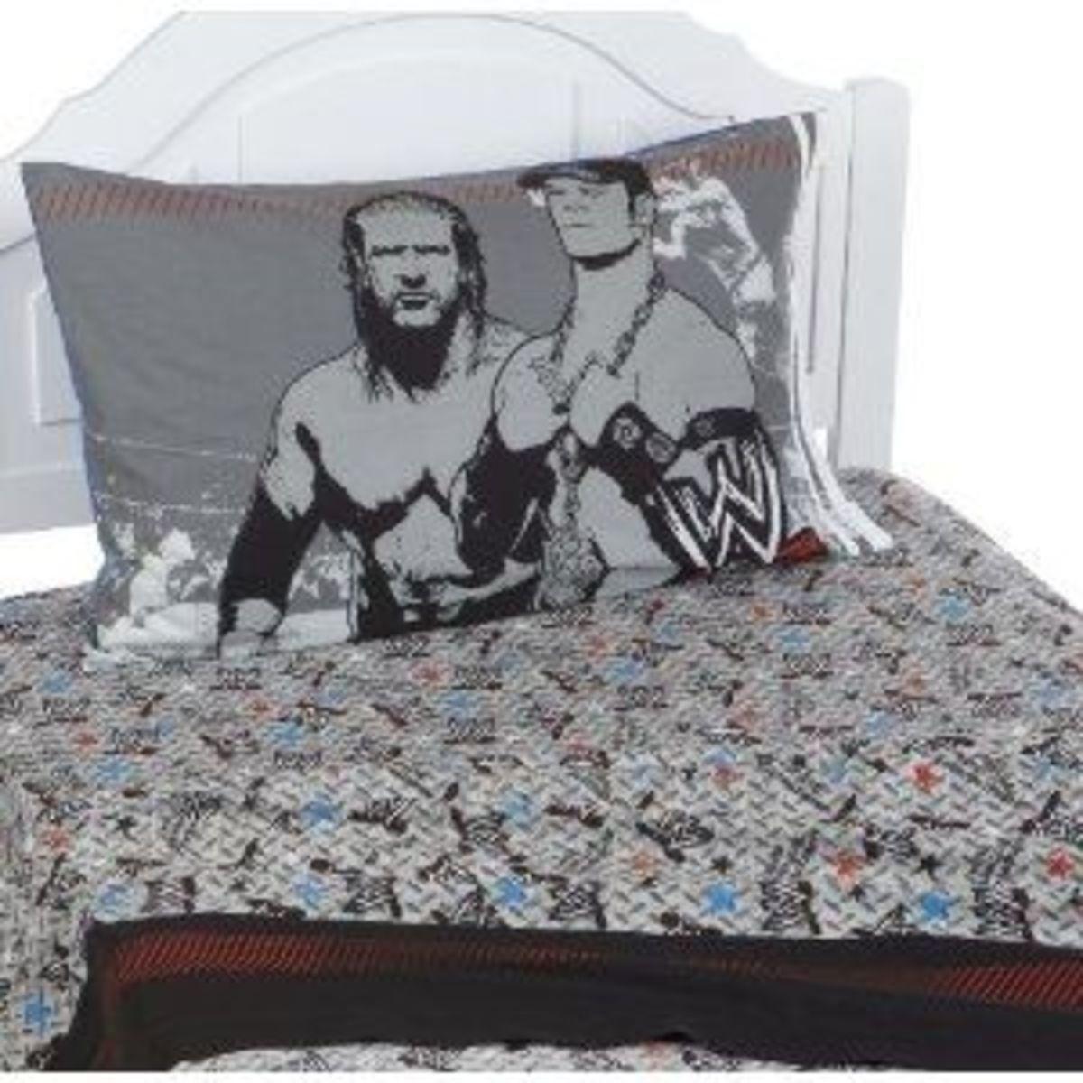 WWE Ringside Sheet Set