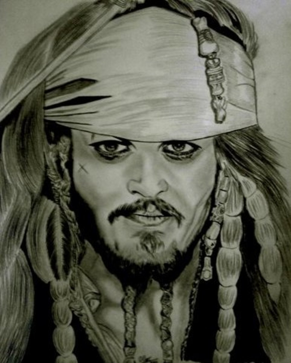 PiratesoftheCaribbean Coloring
