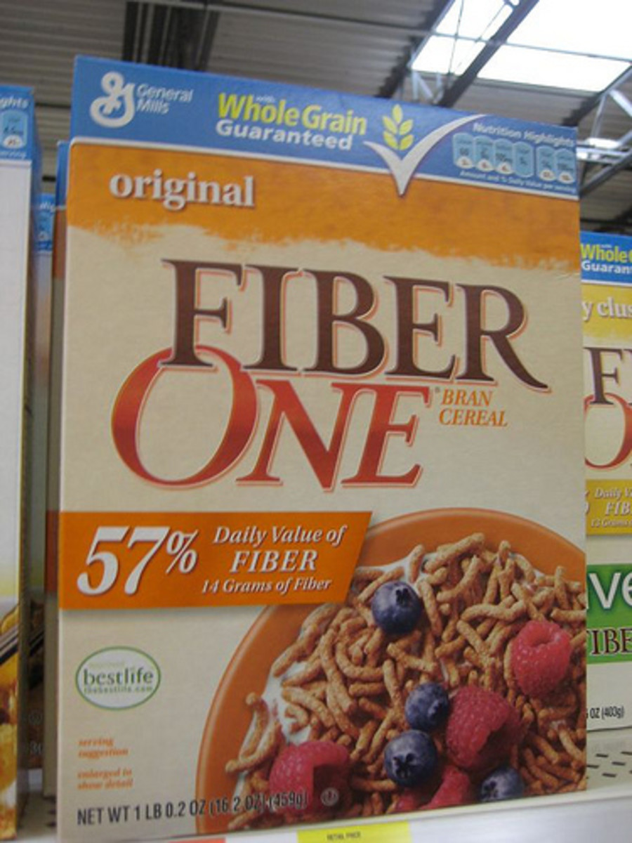 Box of Original Fiber One cereal photo: ShannonPatrick17 @flickr