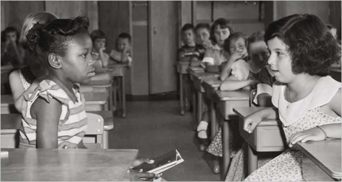 School segregation banned