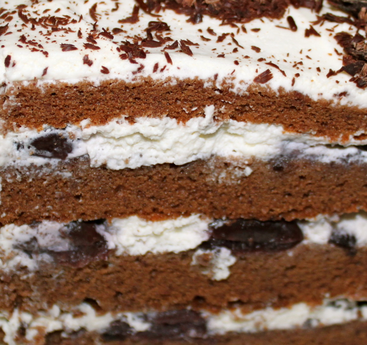 Forget The Cheese: A Chocolate Cake Will Win Smiles