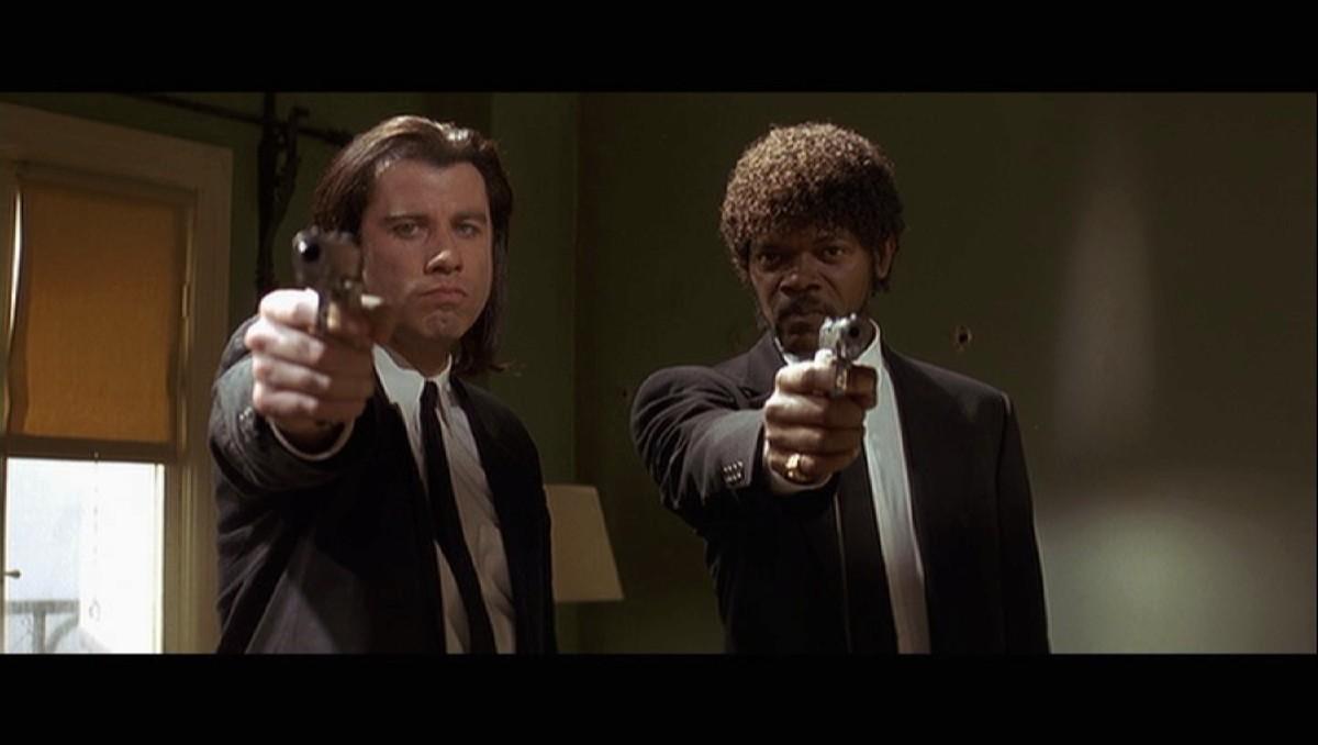 Pulp Fiction (dir. Quentin Tarantino, 1994)