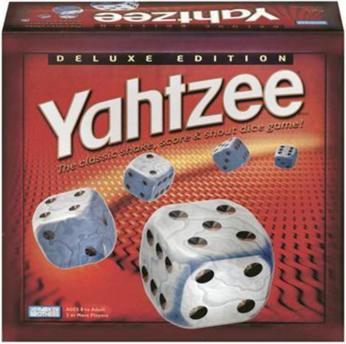 Yahtzee is a Parker Brothers game.