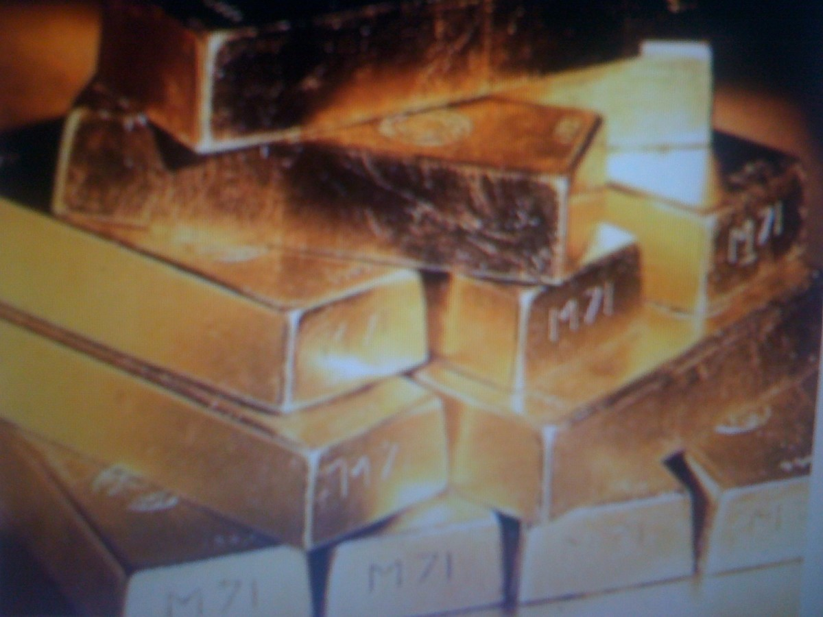 Welsh Gold Bullion Bars