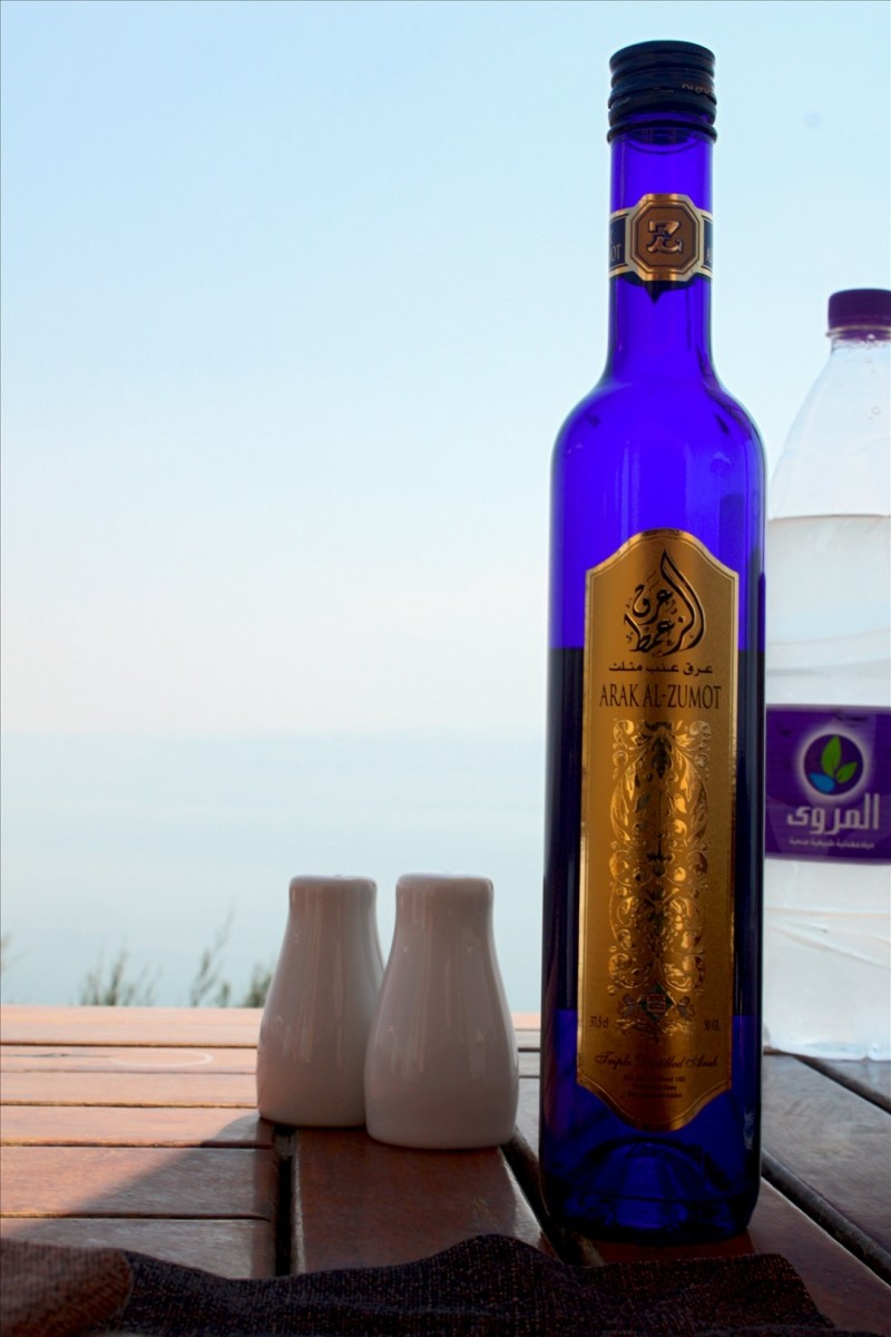 Is Arak - Milk of Lions - the right drink for you?