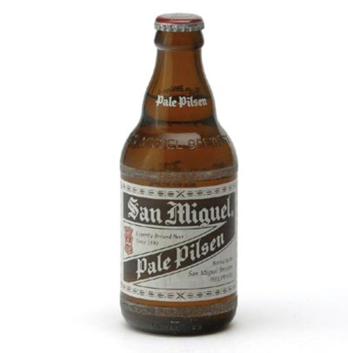 San Miguel Beer, Filipino beer