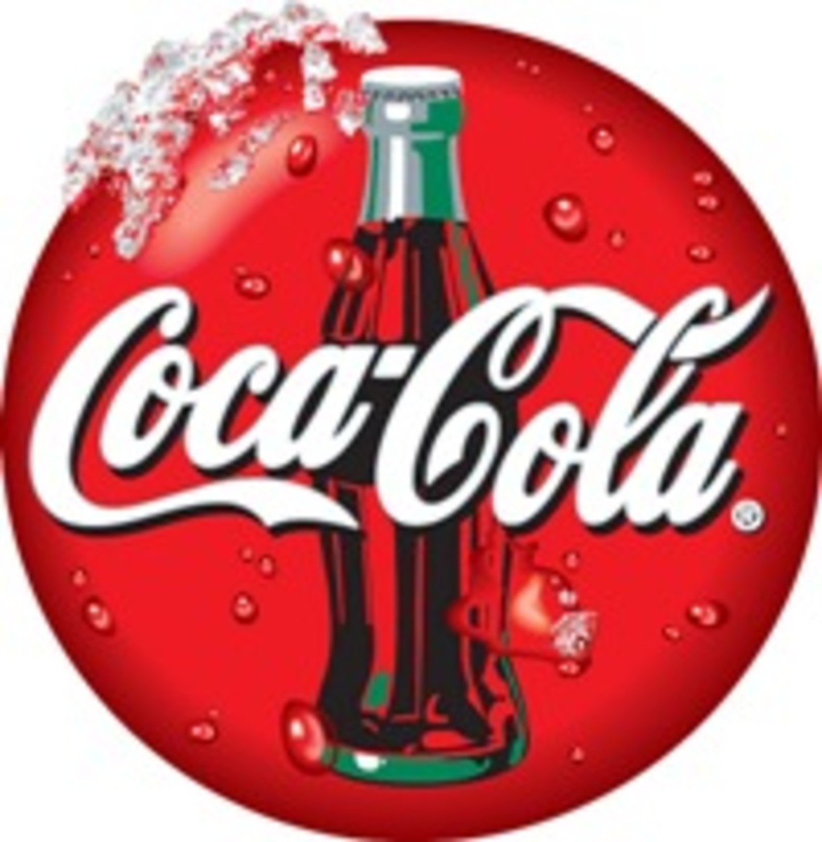 Coca cola -- famous drink