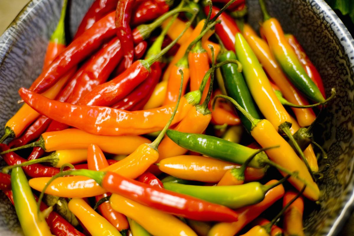 chili mixed with vinegar soy sauce bagoong shrimp paste and fish sauce -- patis is sawsawan or dip