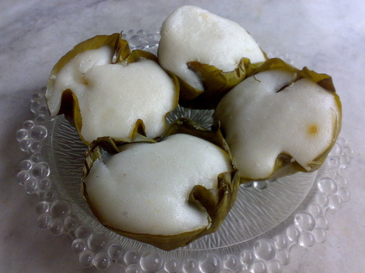 puto -- another variation of rice cake