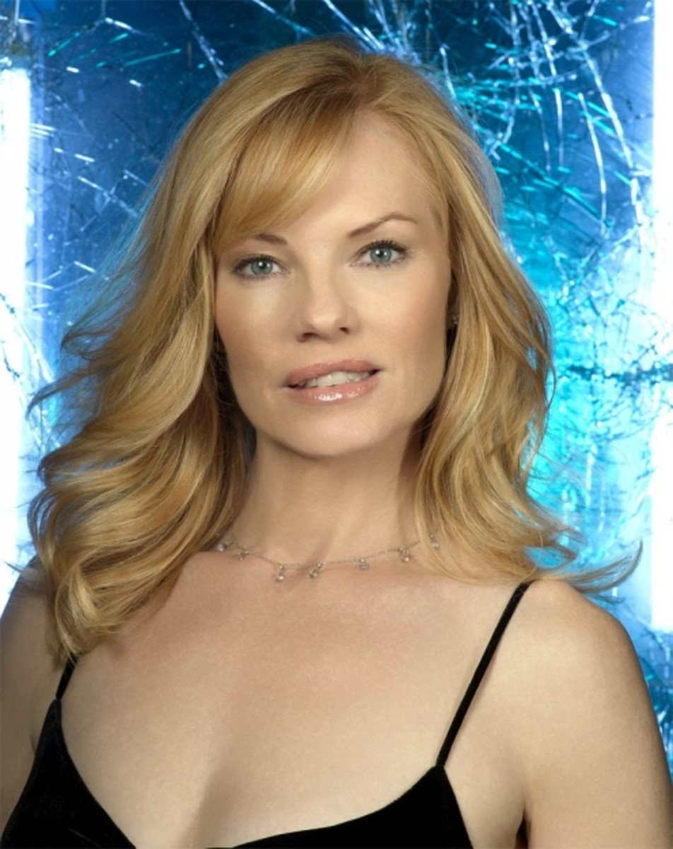 Marg Helgenberger - Beautiful Women Over 40