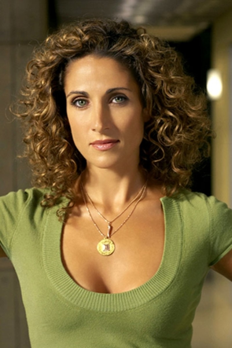 Melina Kanakaredes - Beautiful Women Over 40