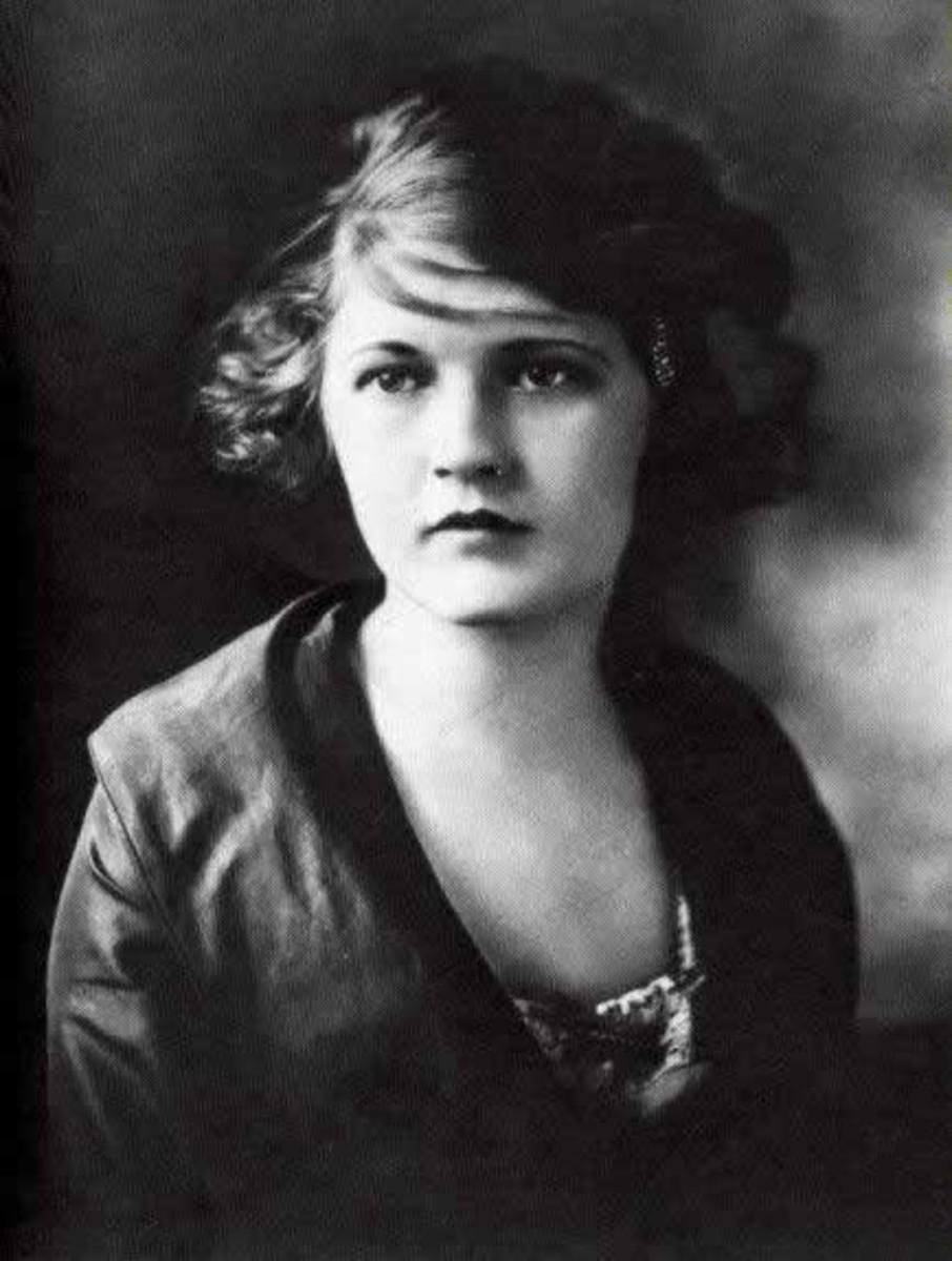 Zelda Fitzgerald An American Tragedy