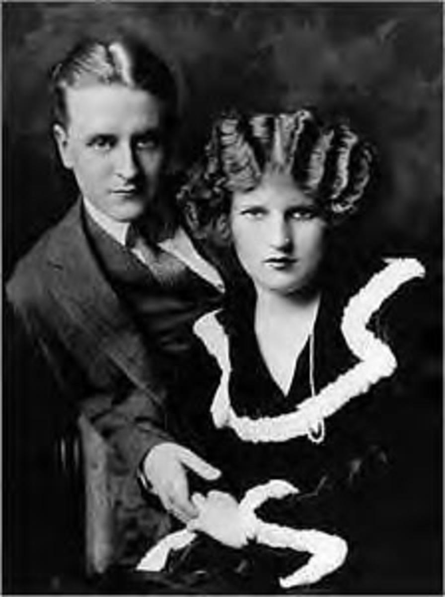 Young couple circa 1920