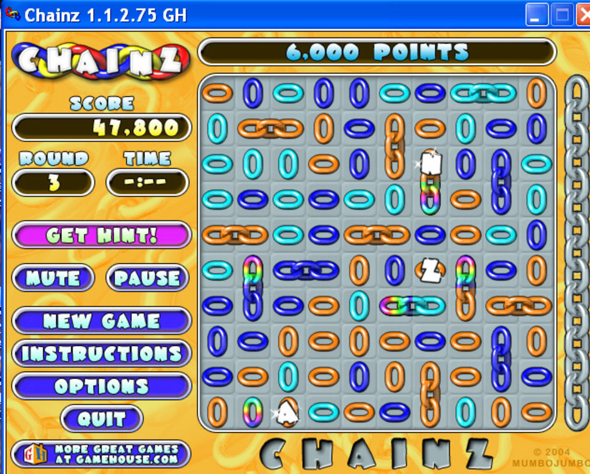 Level 3 screenshot--letters added