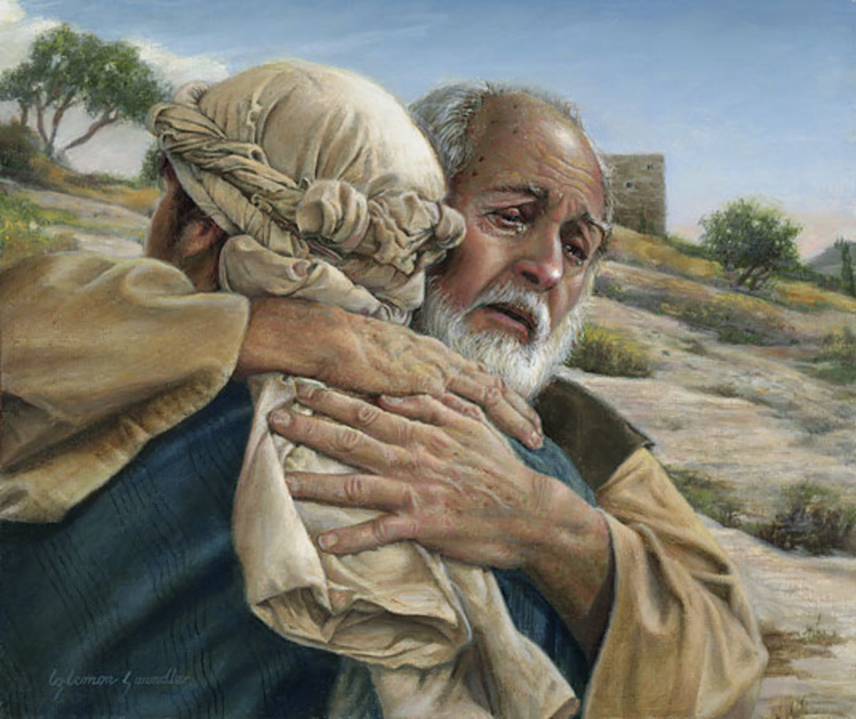 The Other Son - a Different View of the Prodigal Son