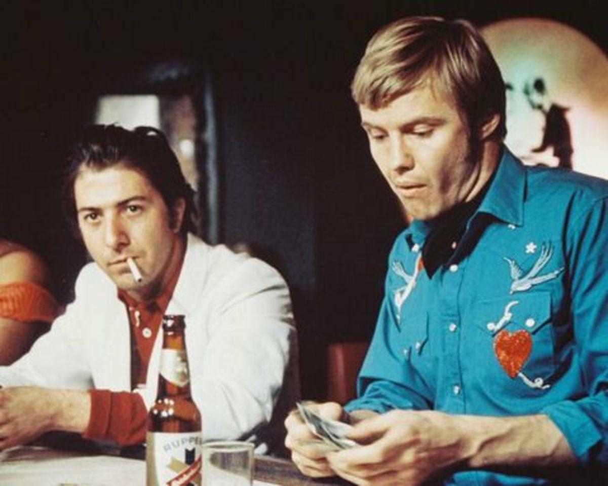 Ricco Rizzo and Joe Buck.