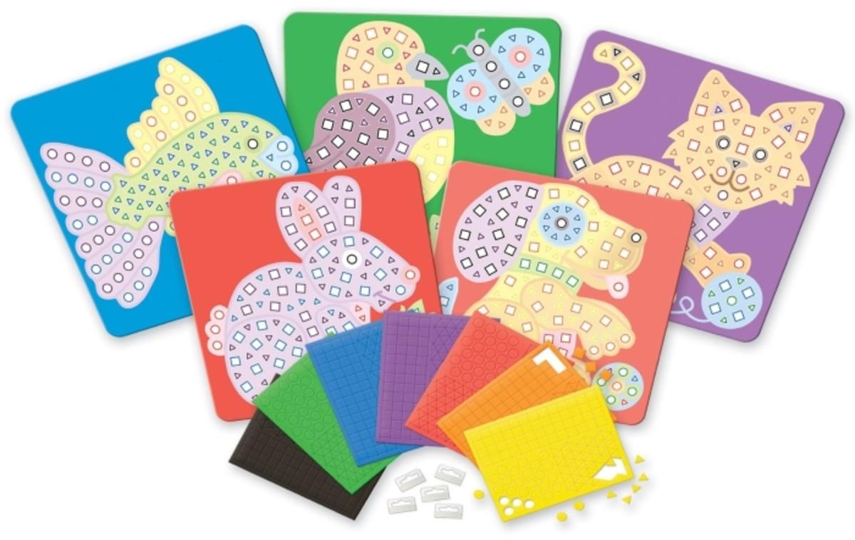 Sticky Mosaics Kit - Pets