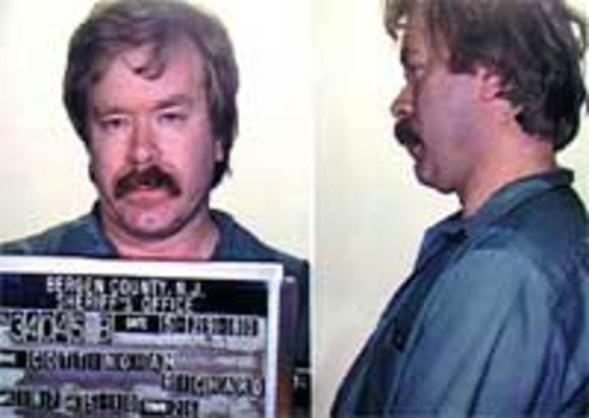 Famous Serial Killers , Robert Lee Yates