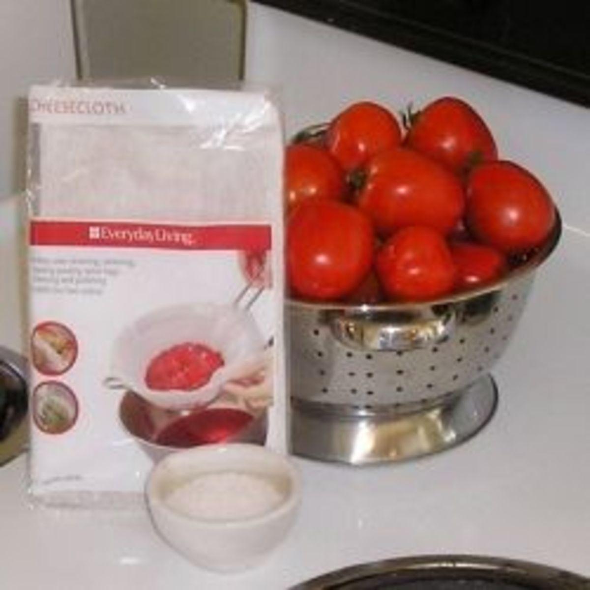 sun dried tomato ingredients