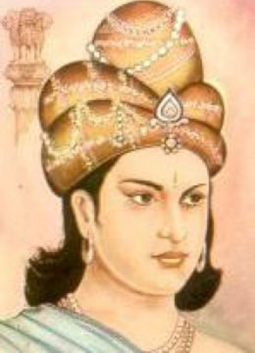 King Ashoka the Great