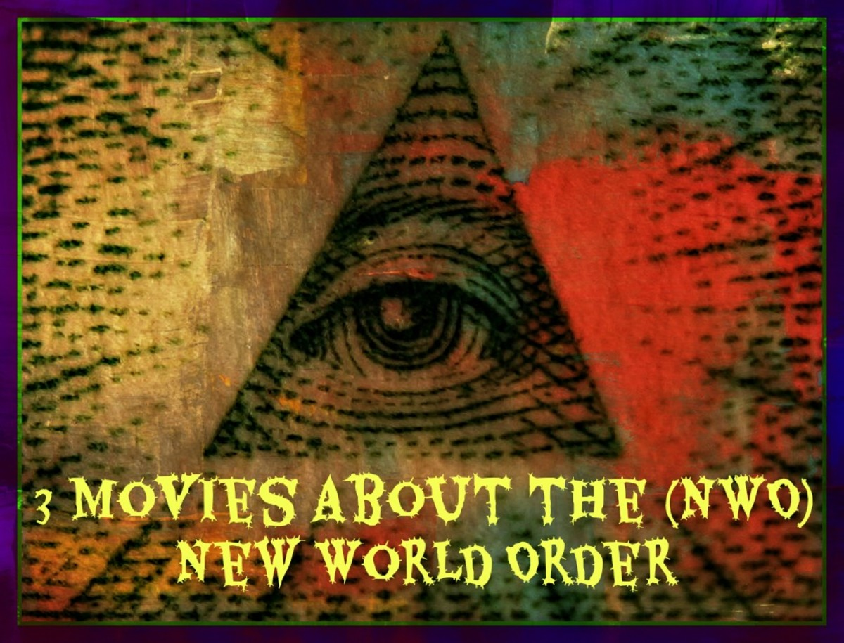 3 Movies about the (NWO) New World Order