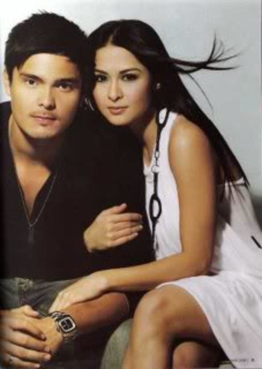Endless Love with Marian Rivera and Dingdong Dantes