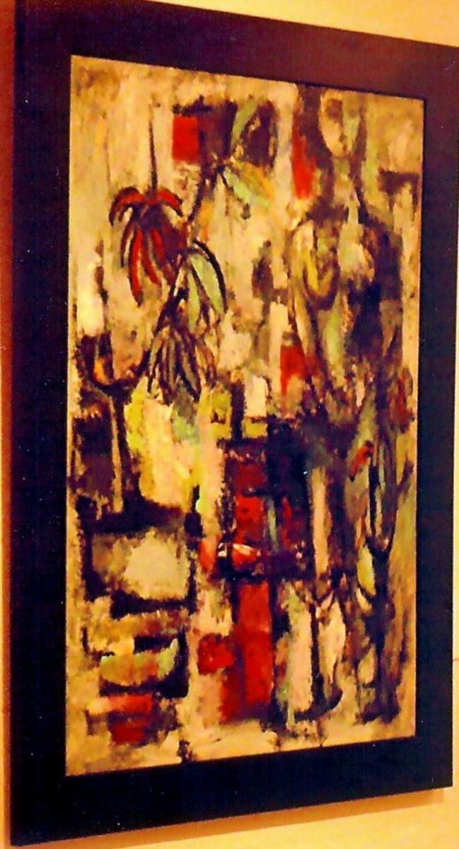 Rogan painting