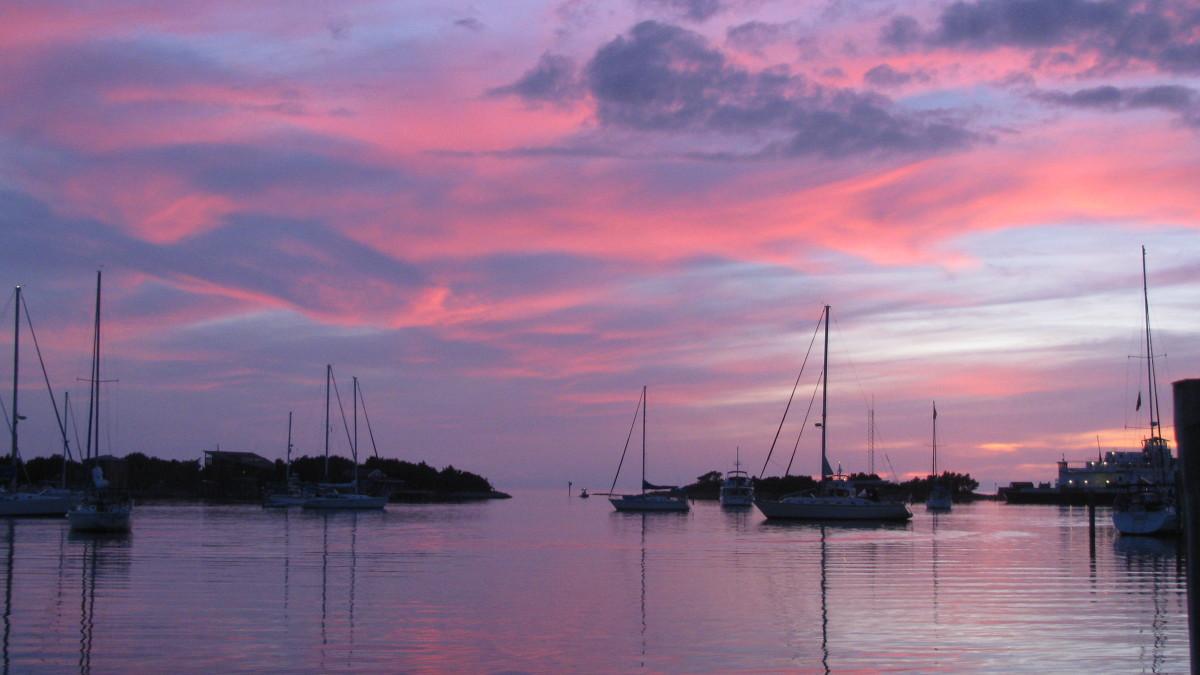 Ocracoke Island On The North Carolina Outer Banks