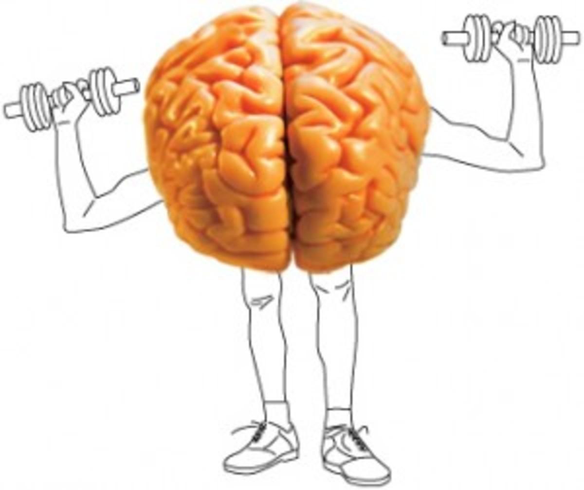 I am Super-Brain