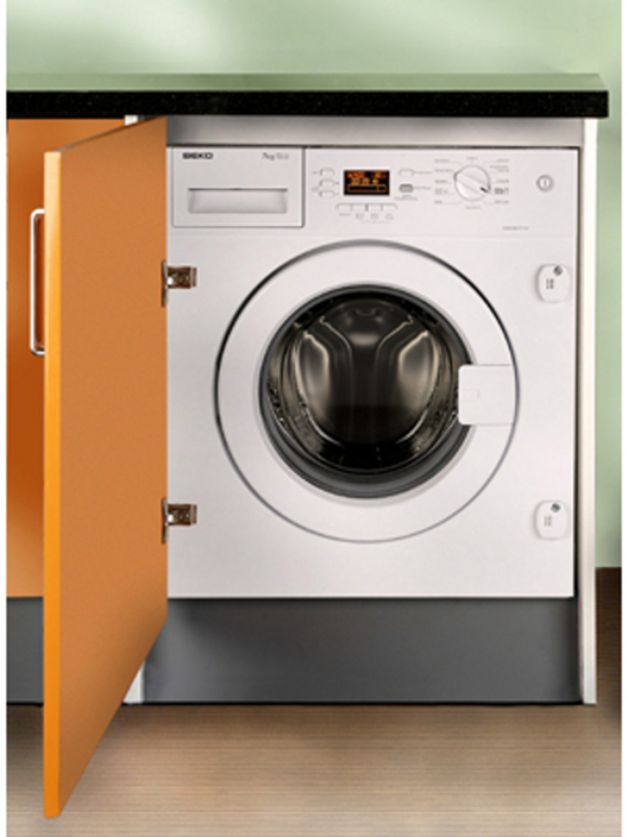 Tips To Consider Before You Buy An Integrated Washing Machine