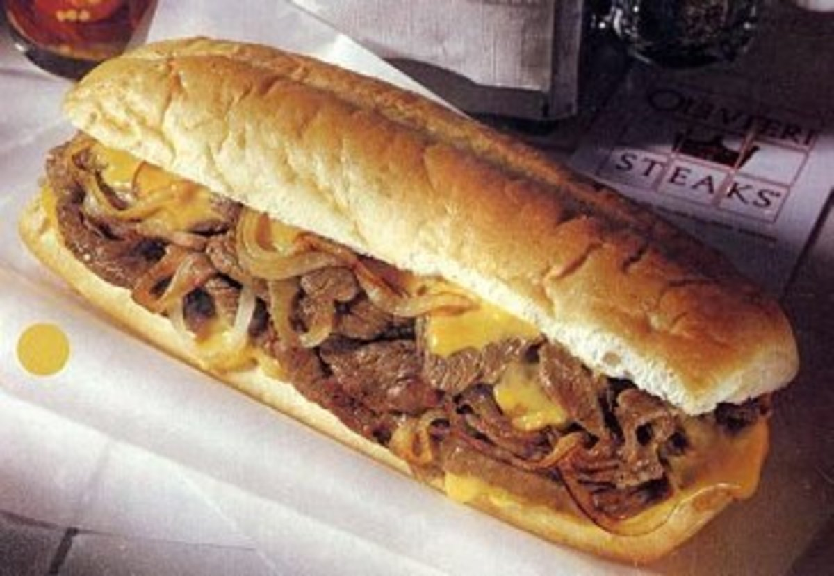 This is truly one of the best steak sandwiches you will ever taste.