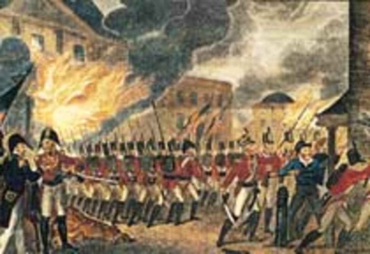 The War of 1812: Four Different Perspectives