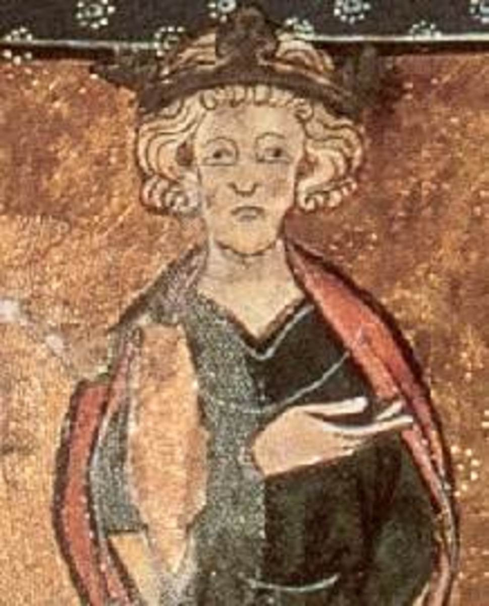 Edward ruled successfully for 24 years but his death left the Saxon Kingdoms without an obvious successor.