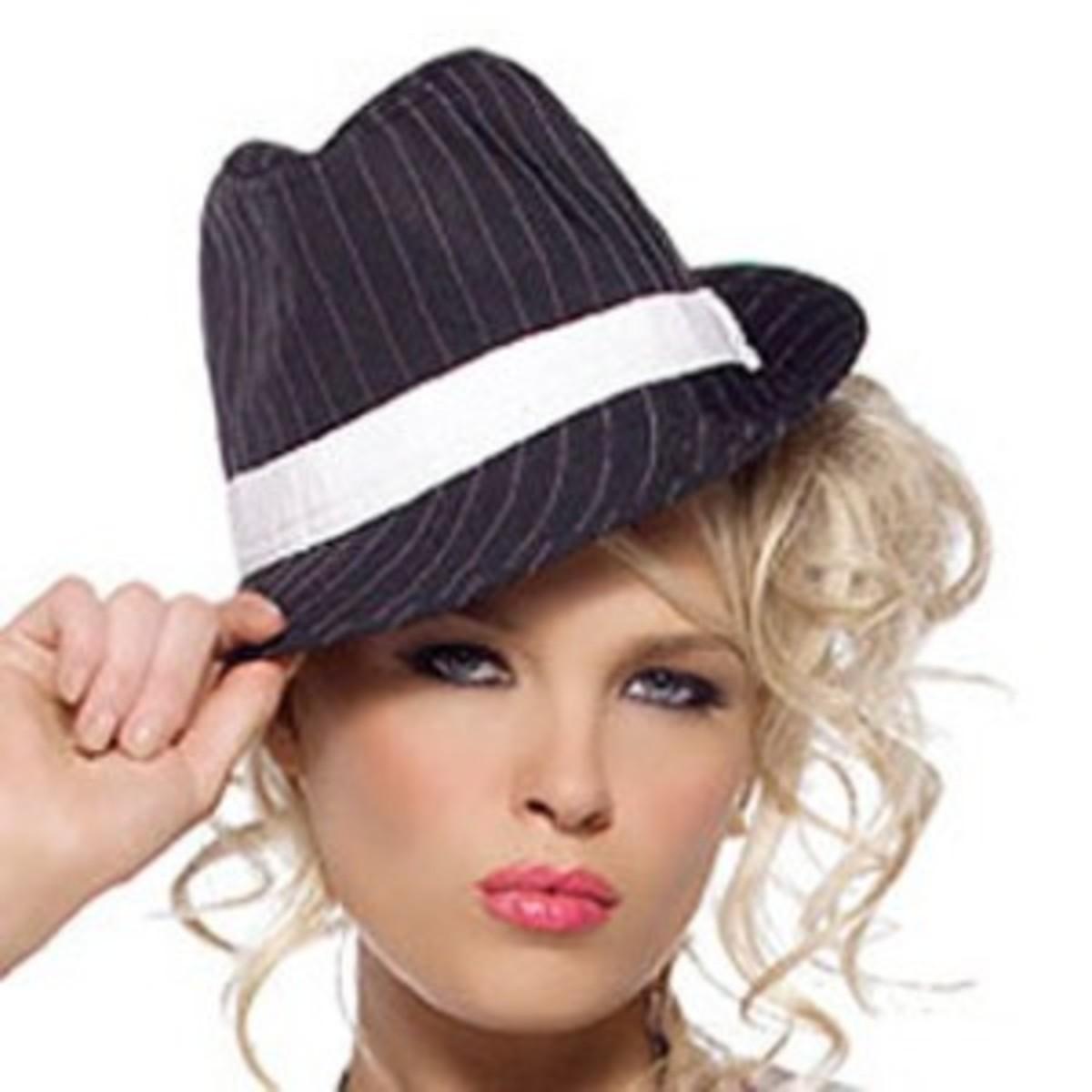 Gangster Hat?