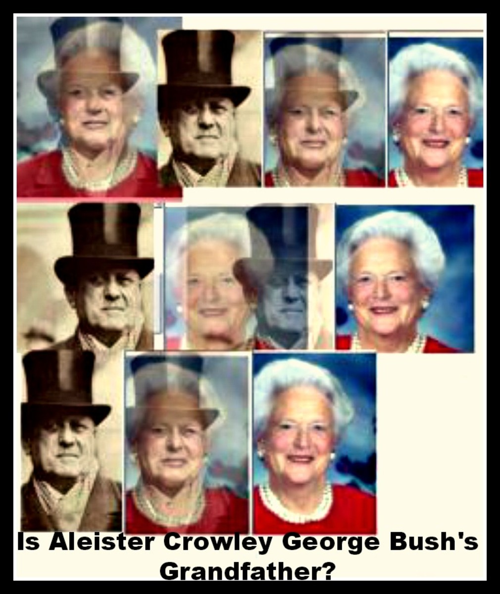Is Aleister Crowley George Bush's Grandfather?