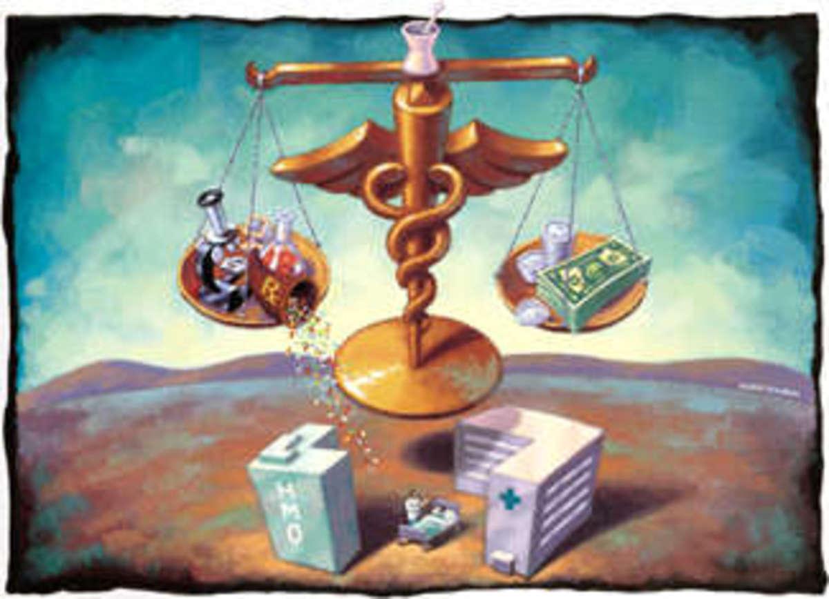 Moral Decline of Medical Science