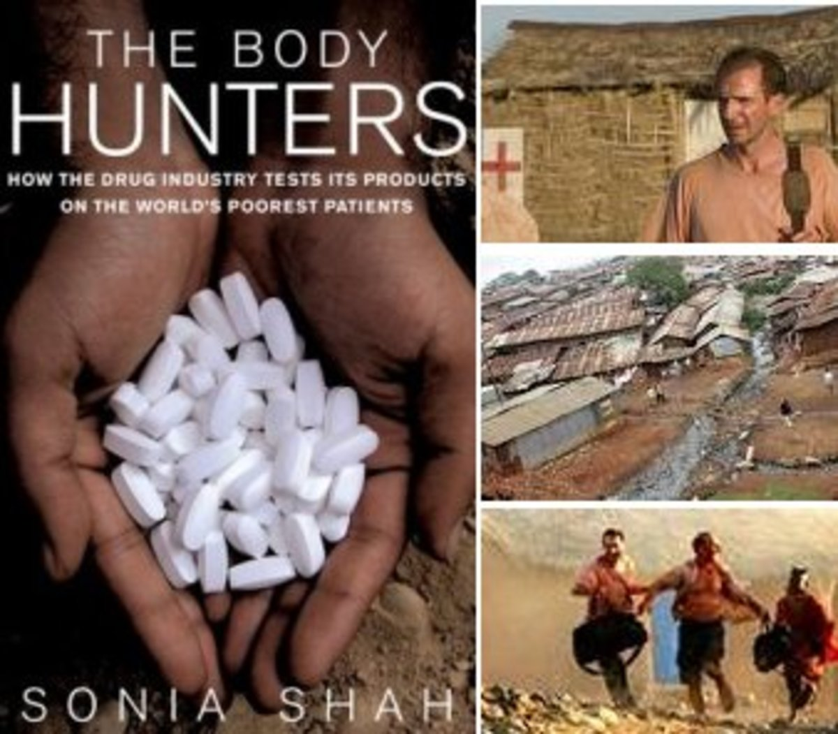 Sonia Shah's book exposes how drug companies test new drugs on the poor of developing nations