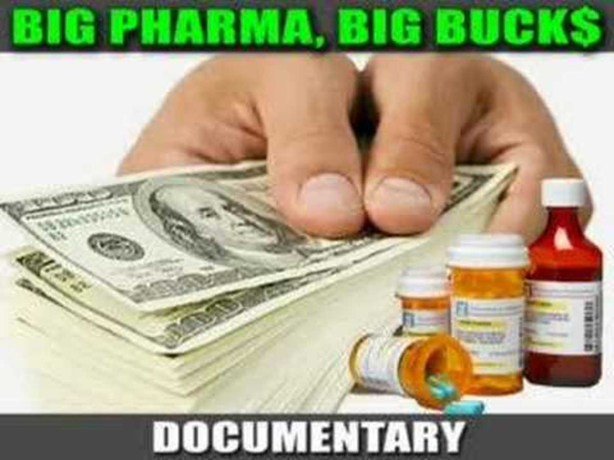 The Truth About Big Pharma : Exposing The Evils of Drug Companies