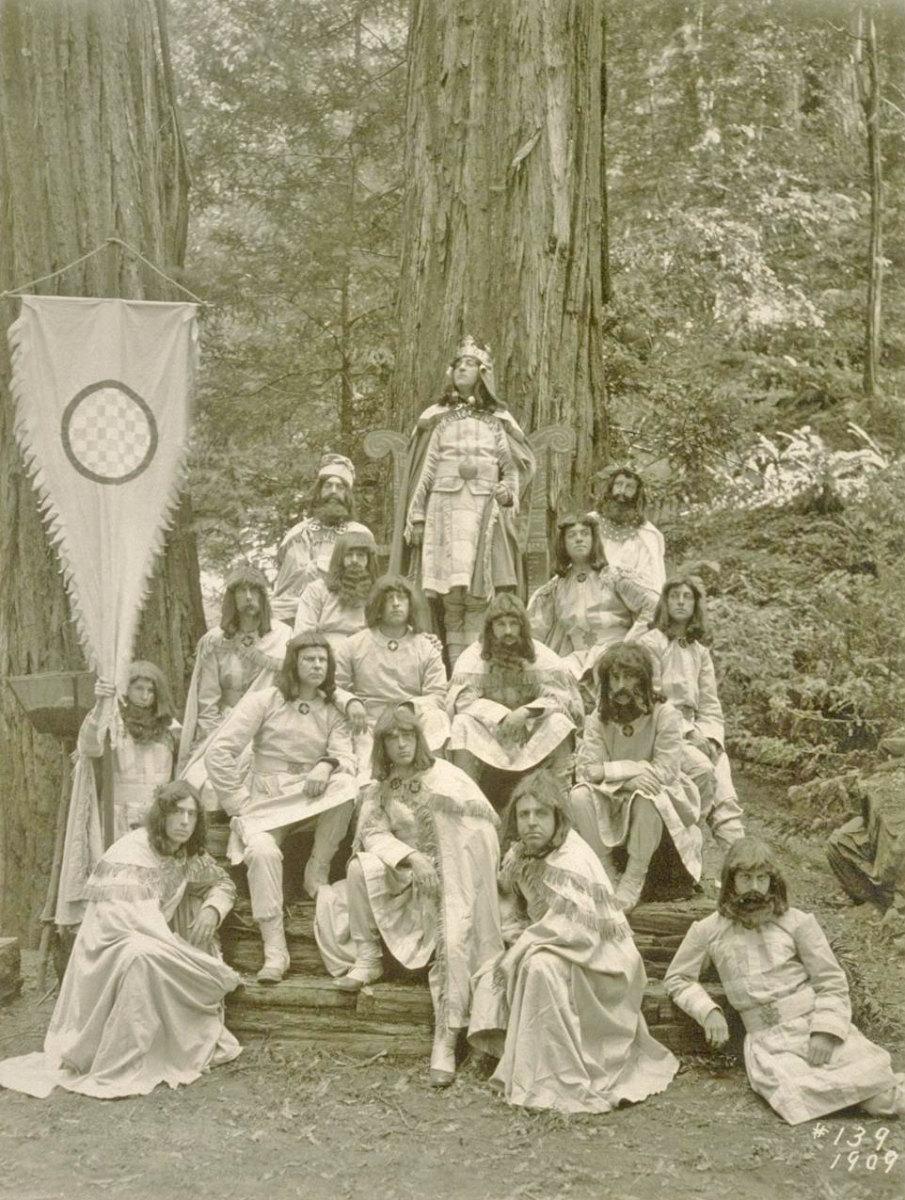 Monty Python in 1909?