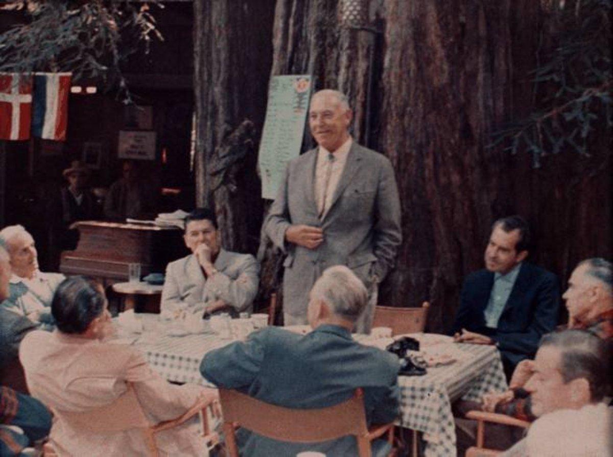 The Not-So-Secret Secret of Bohemian Grove