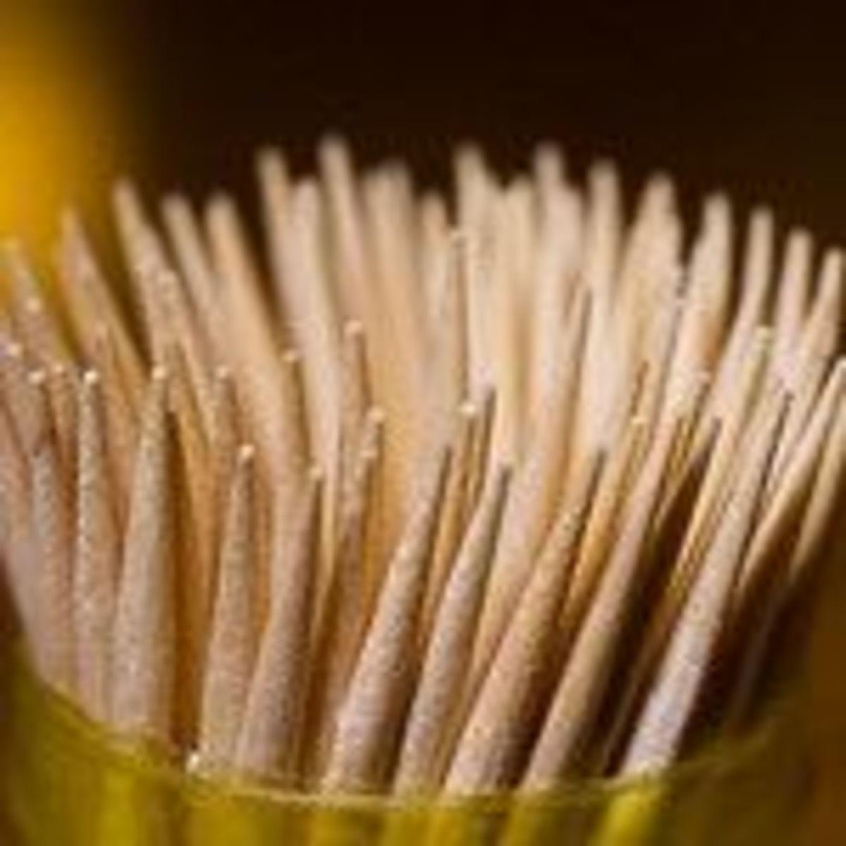 toothpicks for your fruit platter