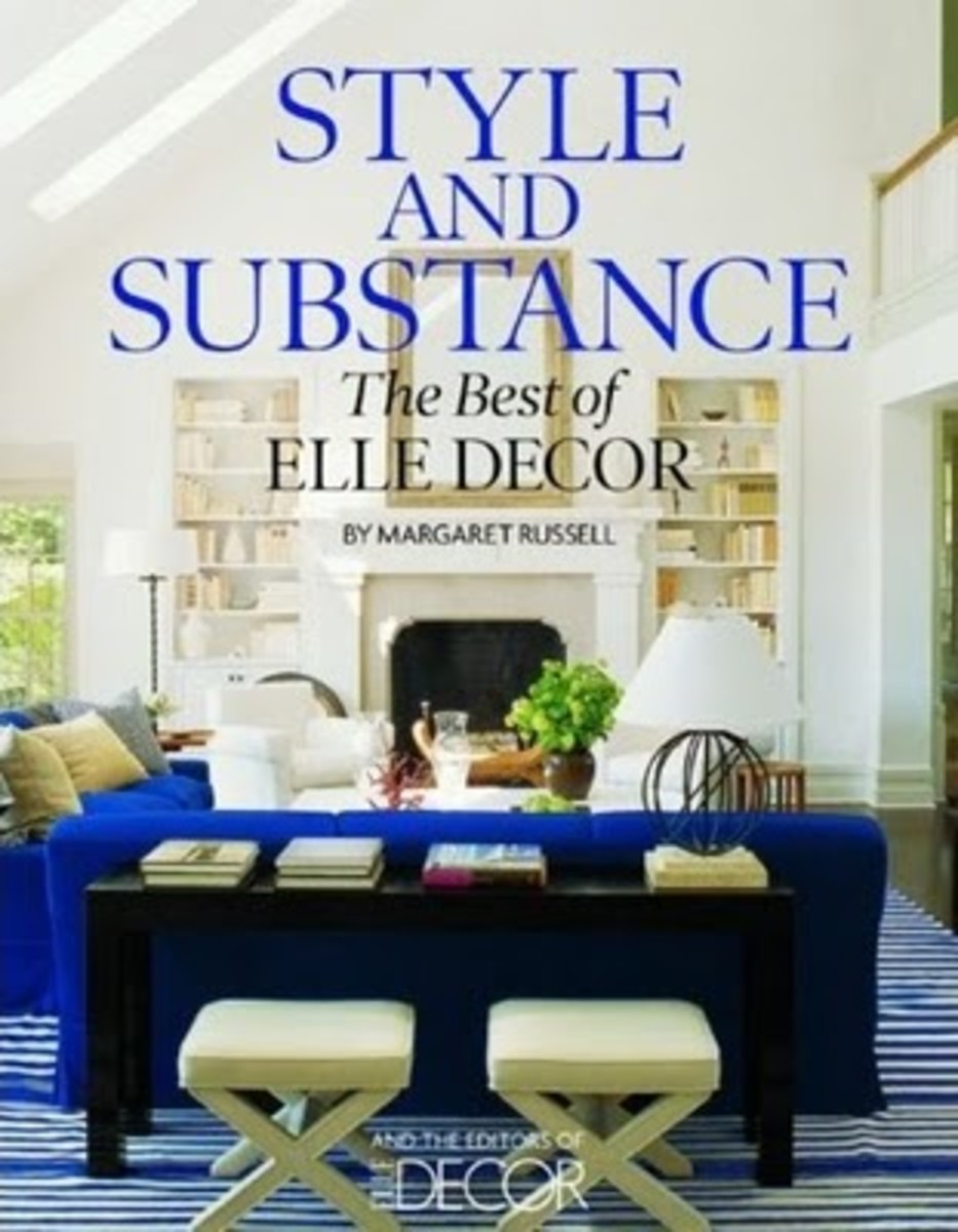 The Manhattan living room of the de Rothschild's, featured on the cover of the second book.