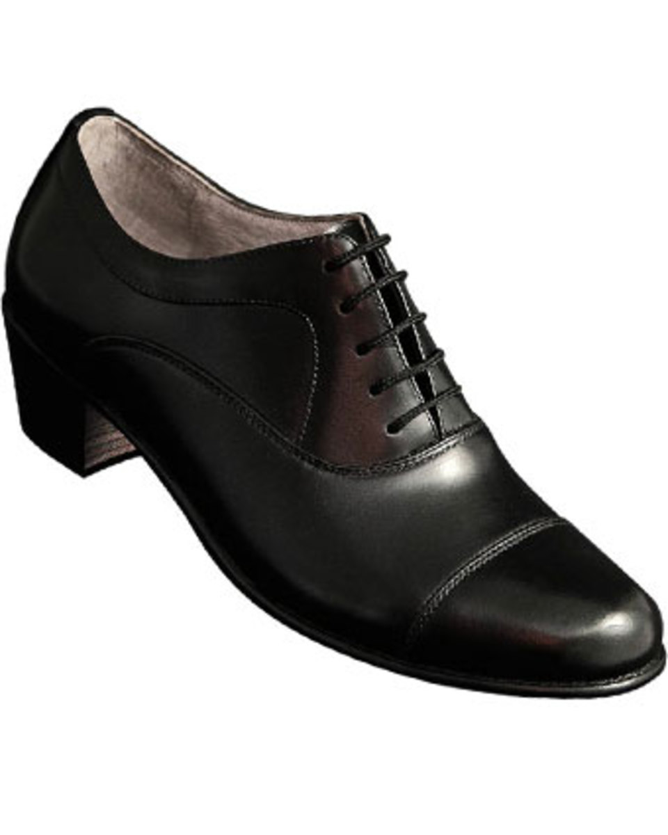 Tango Shoes for Beginners
